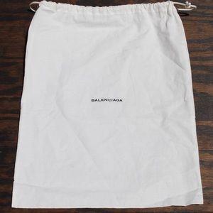 Balenciaga Dust bag!